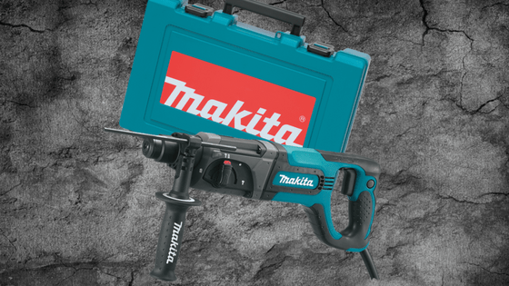 Makita HR2475 SDS-Plus Rotary Hammer Review