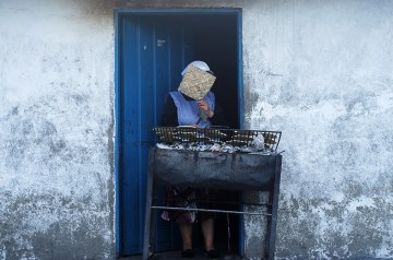 Una mujer que tiene todos los rostros - Ana María Sepúlveda © COLOMBIA