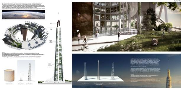 Concurso Skyscraper - 06 - Imagem 03