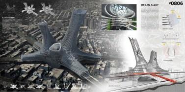 Concurso Skyscraper - M12- Prancha 01