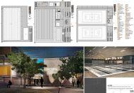 Concurso Público Nacional de Arquitetura - Campus Igara UFCSPA - Segundo Lugar - Prancha 03