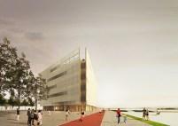 Concurso Anexo da Biblioteca Nacional - Segundo Lugar - Imagem 2