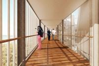 Concurso Anexo da Biblioteca Nacional - Segundo Lugar - Imagem 3