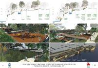 Premiados – Concurso - Parque do Mirante - Terceiro Lugar - Prancha 2