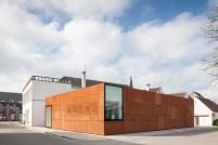 Studio Farris Architects - City Library Bruges - Foto 08 - ©Tim Van de Velde