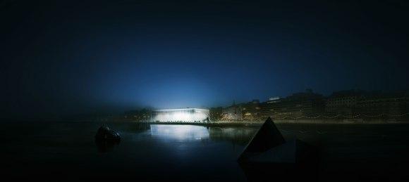 Concurso Museu Guggenheim Helsinki - Finalista - Asif Khan Imagem 1