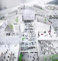 Concurso Museu Guggenheim Helsinki - Finalista - SMAR - Imagem 4