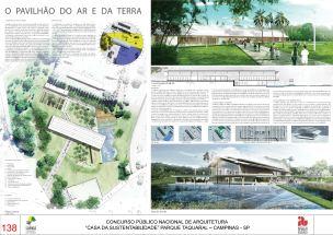 Premiados Casa da Sustentabilidade - Menção Honrosa - Prancha 1