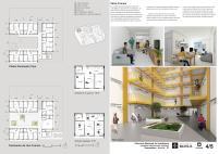 Premiados – Habitação Coletiva – Samambaia – CODHAB-DF - Menção Honrosa -Prancha 4
