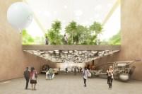 Premiados – Concurso Internacional - Cidade da Ciência - Biblioteca de Alexandria - Primeiro Lugar - Imagem 05