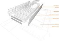 CNM - Brasília - Planta - Sistema Estrutural