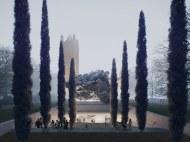 Concurso Internacional - United Kingdom Holocaust Memorial – Terceiro Finalista – Imagem 01
