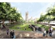 Concurso Internacional - United Kingdom Holocaust Memorial – Sexto Finalista – Imagem 01