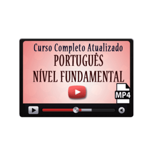 Curso Português Iniciantes Fundamental Vídeo Aula Concurso ENEM Download