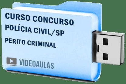 Curso Concurso Polícia Civil Sp Perito Criminal Vídeo Aulas