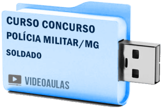 Curso Vídeo Aulas Concurso Polícia Militar Pm MG Soldado Qppm