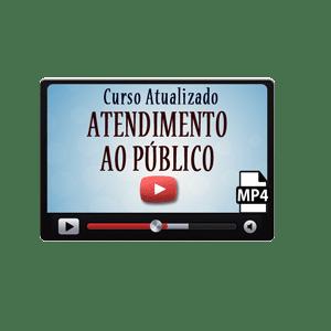 Atendimento ao Público Focado Vendas Curso Vídeo Aula