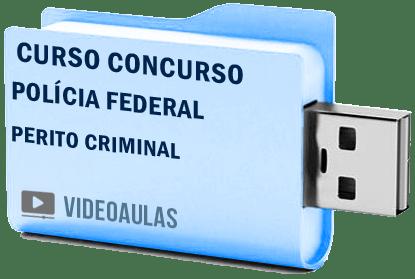 Concurso Polícia Federal Pf – Perito Criminal Curso Videoaulas