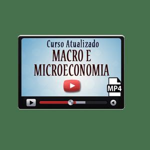 Macro Micro Economia Administração Curso Vídeo Aulas