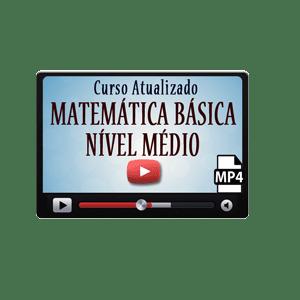 Matemática Básica Nível Médio Testes Curso Vídeo Aulas Download