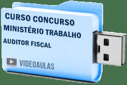 Curso Vídeo Aulas Concurso Mte Auditor Fiscal Trabalho Aft