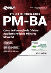 Apostila PM – BA (CFO) 2018 – Curso de Formação de Oficiais Auxiliares Policiais Militares