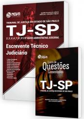 Apostila TJ – SP 2018 – Escrevente Técnico Judiciário