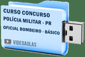 Curso Básico Concurso Polícia Militar PR Oficial – Bombeiro Vídeo Aulas