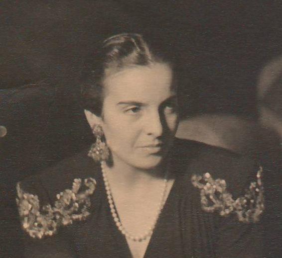 1940 Tutu Georgescu la Cantuniarii