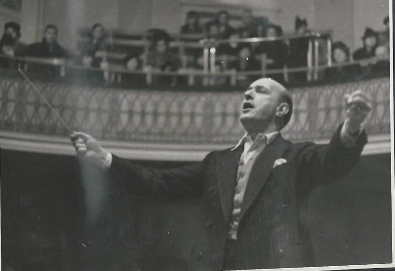 dirijand Patetica Budapesta