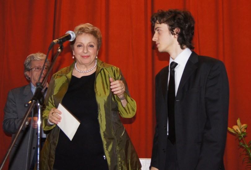 Valentin Malanetchi, pian, Marele Premiu George Georgescu 2012