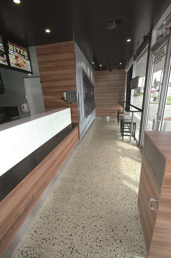 ConcVert Gallery, Concrete Polishing & Resurfacing