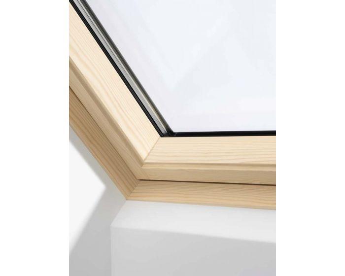 velux ggl sk06 3066 manual pine centre pivot window 1140x1180mm