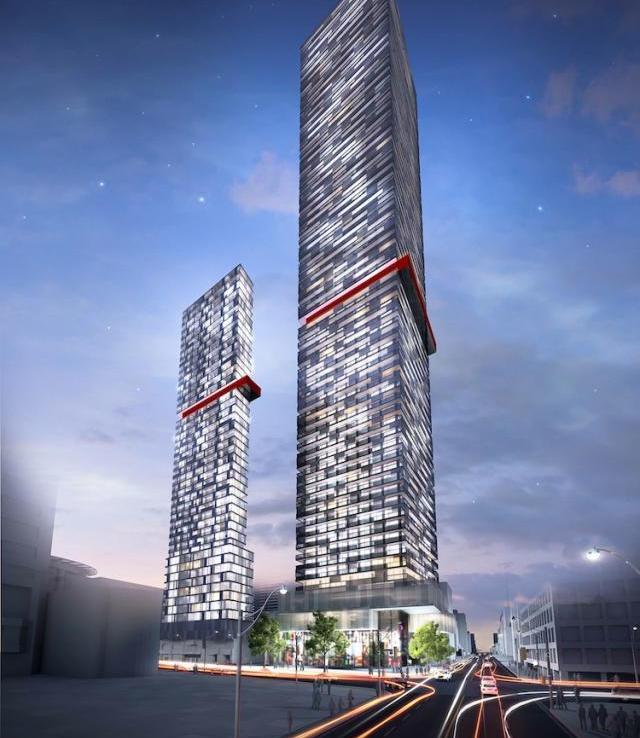 E Condos Condos Building View Toronto, Canada
