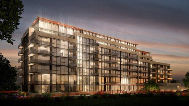 Vista Parc Condos Building View Toronto, Canada