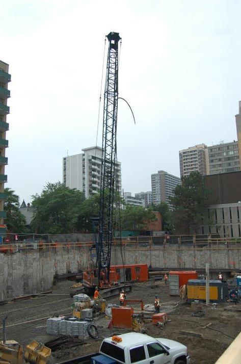 X2 Condos Site View Toronto, Canada
