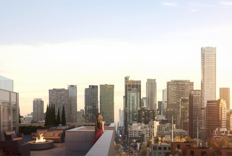 The Jack Condos Terrace View Toronto, Canada