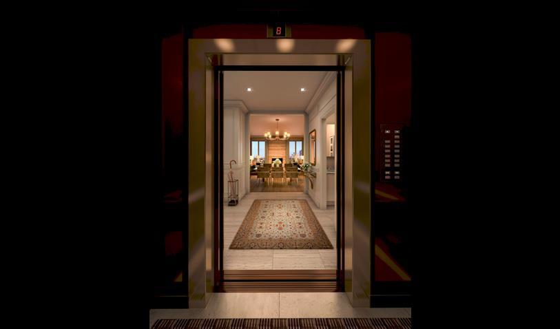 The Davies Condos Entrance Toronto, Canada