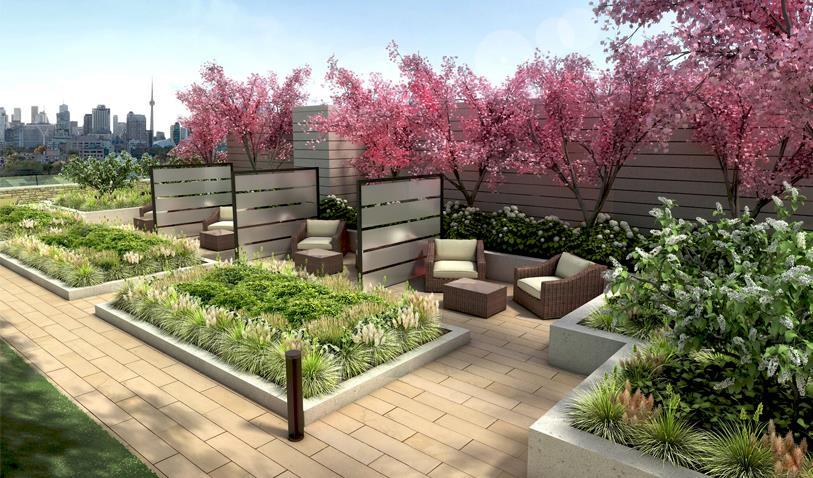 The Davies Condos Terrace Garden Toronto, Canada
