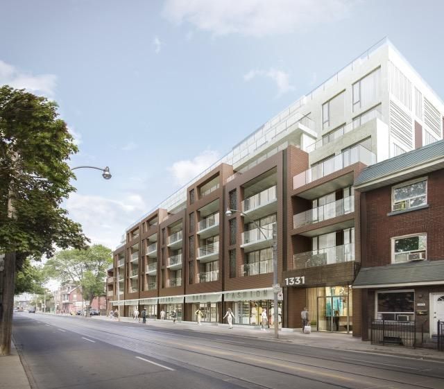 George Condos Street View Toronto, Canada