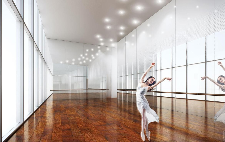 Exchange Condos Dance Studio Toronto, Canada