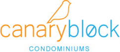 Logo of Canary Block Condos