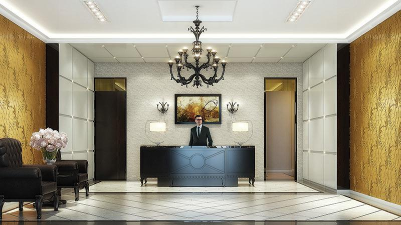 The Barrington Condos Concierge Toronto, Canada