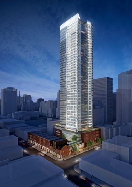 Five Condos Building View Toronto, Canada