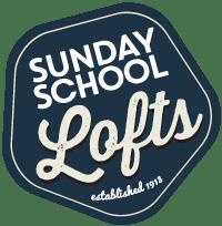 Logo of Sunday School Condos