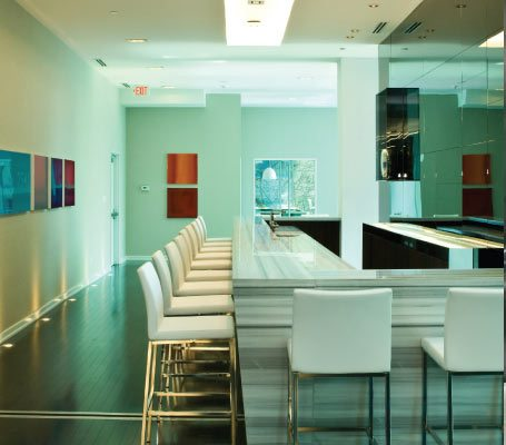 Murano Condos Meeting Room Toronto, Canada