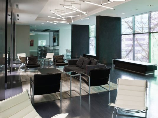 Murano Condos Lounge Toronto, Canada