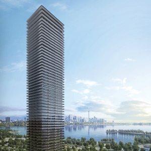 Vita Condos Building View Toronto, Canada