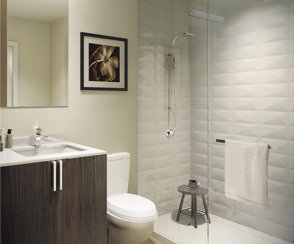 J. Davis House Condos Bathroom Toronto, Canada