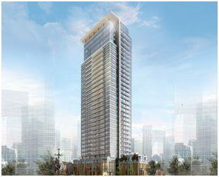 James Cooper Mansion Condos Building View Toronto, Canada